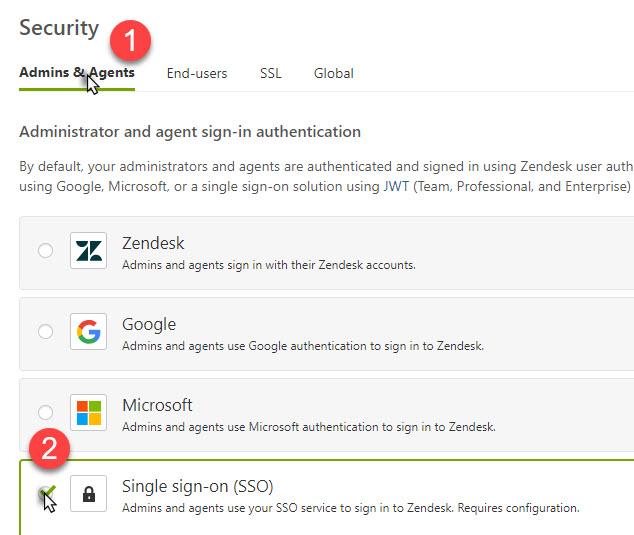 Connecting Zendesk and IdentityServer 4 SAML 2 0 Identity